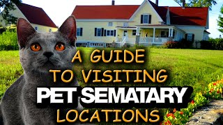 A Guide to Visiting Pet Sematary (1989) Locations