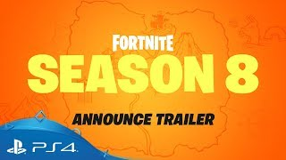 Fortnite | Season 8 - Cinematic Trailer | PS4