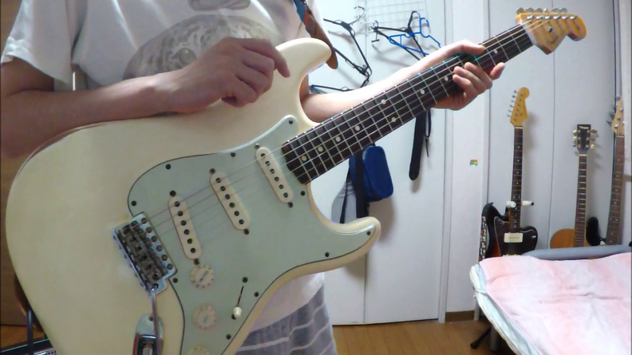guitar coverray youtube