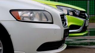 Бюджетный седан. Volvo S40 vs Lada Vesta | Это ваша машина