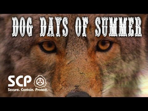 SCP2547 Dog Days of Summer  Object Class Keter  animal SCP