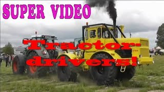 Tractor drivers! Приколы!