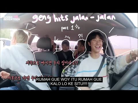 [daily Indo Sub] Going Seventeen Spin Off Episode 21: Mt Svt Reality #1