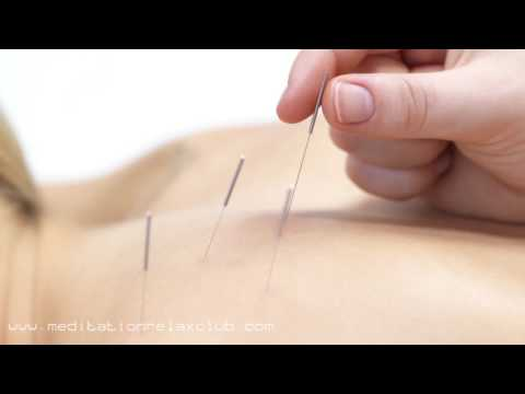 Holistic Healing Music for Acupuncture Session, Spa Massage Therapy Music