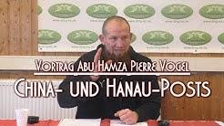 CHINA- UND HANAU-POSTS mit Pierre Vogel am 21.02.2020 in Braunschweig