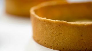 Pâte Sucrée (Sweet Tart Dough) Recipe thumbnail