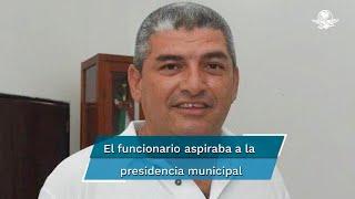 Ignacio Sánchez Cordero fue asesinado esta mañana de un disparo en la cabeza mientras se encontraba en una cafetería