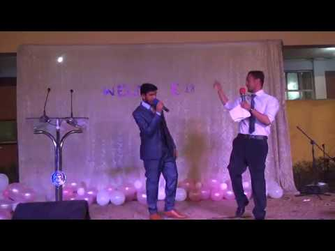 Comedy Anchoring | Welcome Party | CHEP | Punjab University