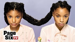 6 Reasons Why You Need to Know Chloe x Halle | Page Six TV