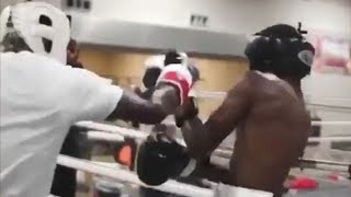 Video Former Boxing Champ Beats His Son's ASS in the Ring for Pissing in His Coffee download MP3, 3GP, MP4, WEBM, AVI, FLV Januari 2018