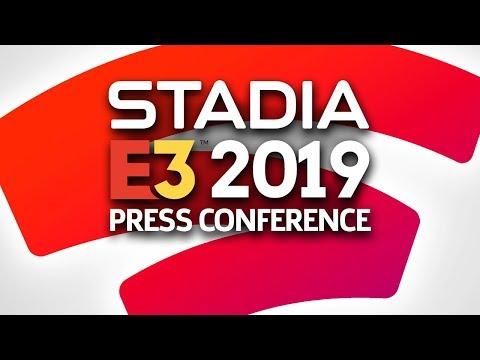 Google Stadia Connect E3 2019 Presentation