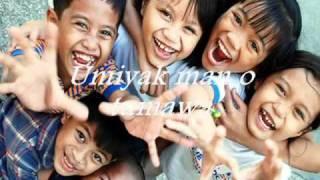 Ngayong Pasko Magniningning Ang Pilipino =) **with lyrics**
