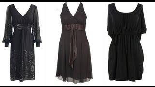 видео платья стильные