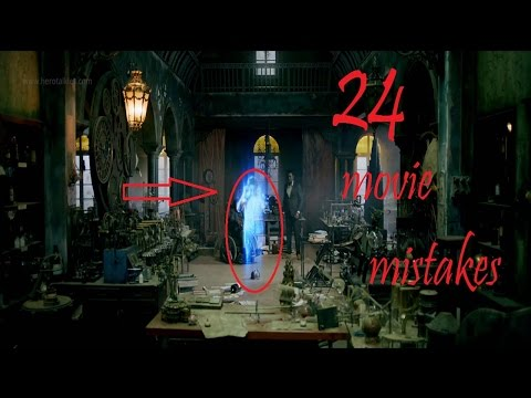 UNTOLD mistakes from 24 movie