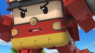 Робокар Поли - Правила дорожного движения - Правила поведения на дороге (мультфильм 7)