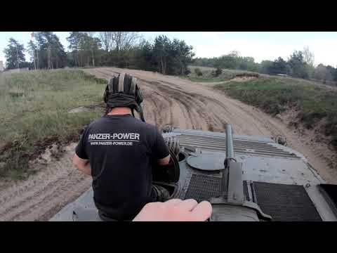 Panzer fahren bei www.panzer-power.de
