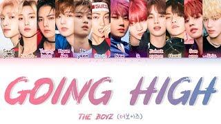 The boyz (더보이즈) – going high [legendado han/rom/pt-br]