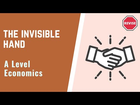 As Economics - The Invisible Hand