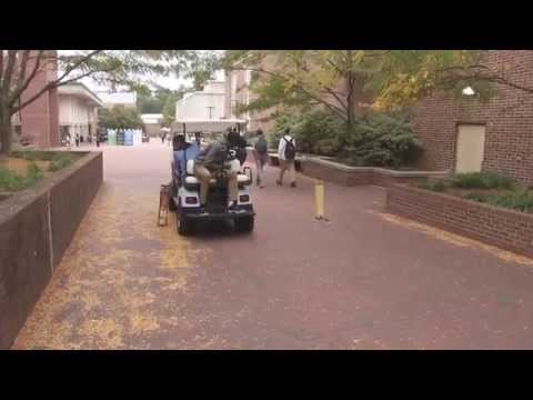 UNC Men's Basketball: LNWR Ride Along - Part 1