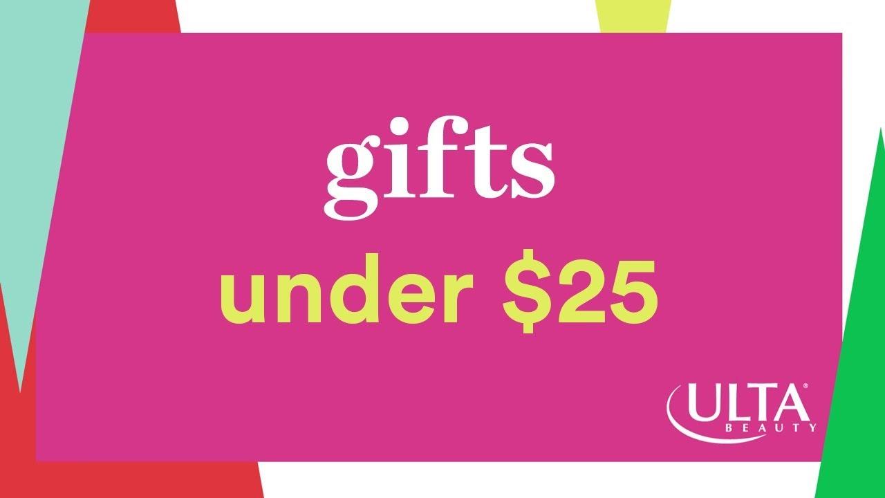 Ulta Beauty S Picks For Gifts Under 25 Ulta Beauty
