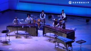 細谷 晋 / バッハへの贈りもの Present for bach(Percussion Ensemble Group Klar)
