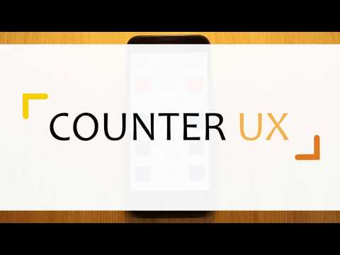 Counter UX - Easy & Powerful Counter App For Android (live Demo For Google Play)