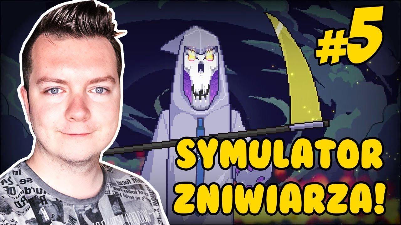 SYMULATOR ŻNIWIARZA! #5 – KONIEC GRY! | DeathComing