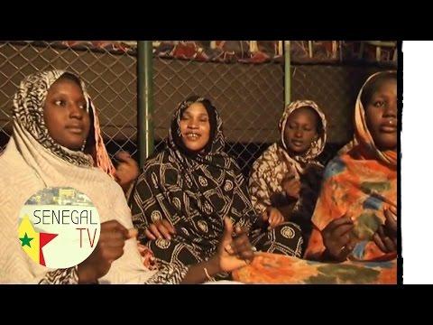 Sira Dramé chanteuse en  Mauritanie