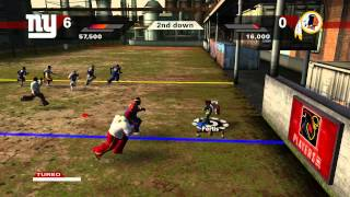Dolphin Emulator 4.0-3482 | NFL Street 2 [1080p HD] | Nintendo GameCube