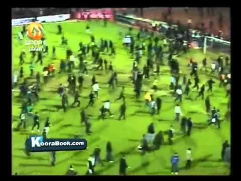 Egypt Football Violence Drama 01-02-2012