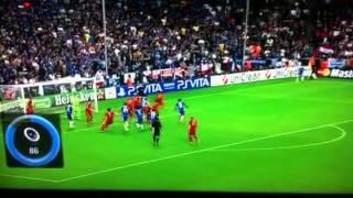 Neville orgasm part 2 Drogba Chelsea