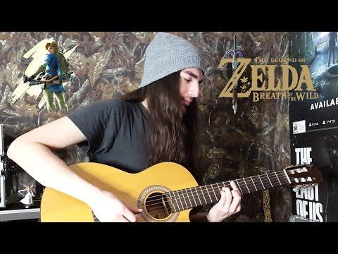 The Legend Of Zelda: Breath Of The Wild -
