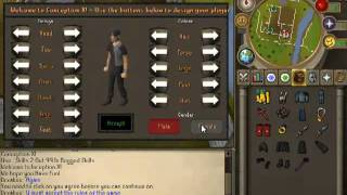 Play The new game Conception X! (runescape private server)