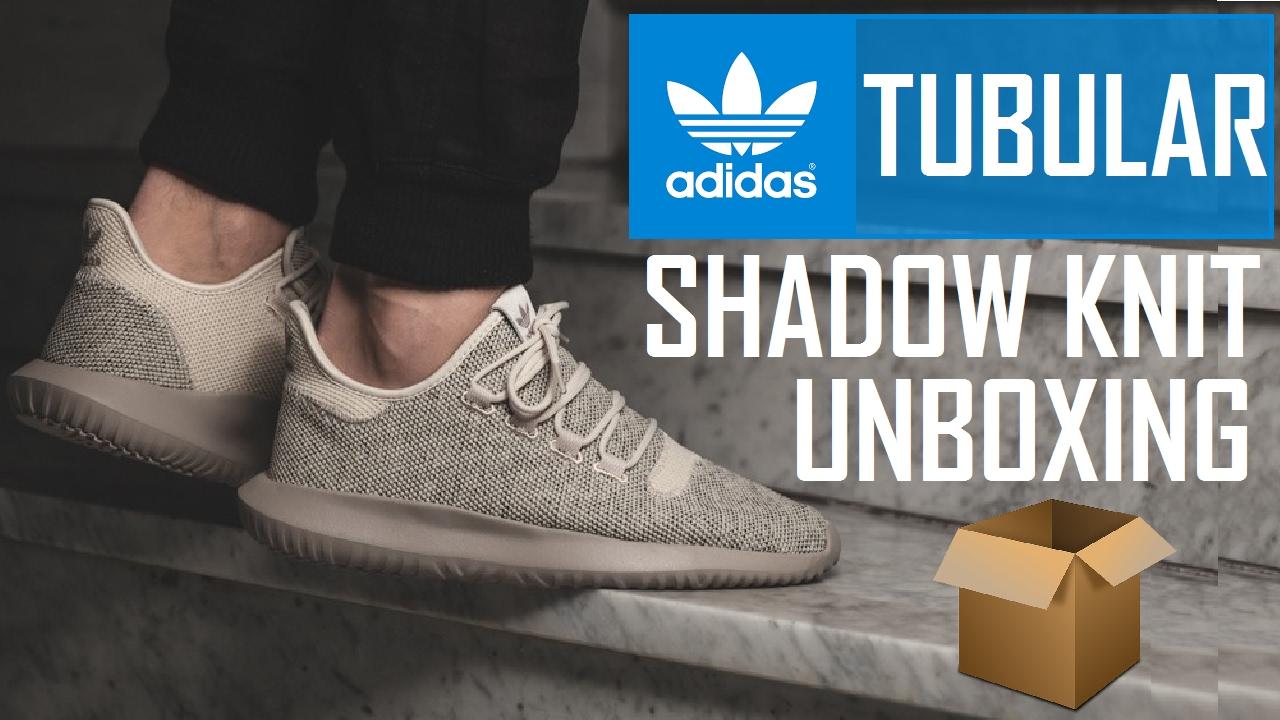 73c28585cc6 Adidas Tubular Shadow Knit  UNBOXING   ESPAÑOL  - YouTube