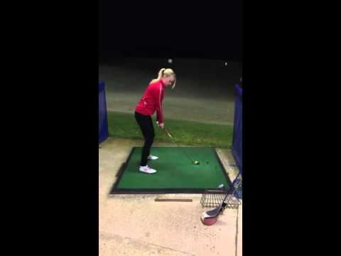Golf Swing -Winter 2016