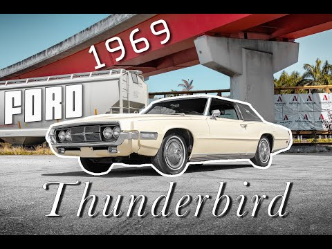 This 1969 Ford Thunderbird Is An All Original Time-Capsule [4k] | REVIEW SERIES