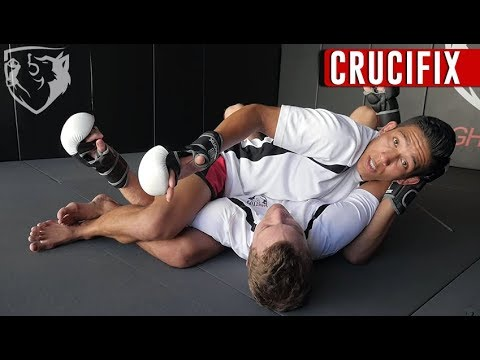 How To Get Out Of Crucifix Position Ufc 3