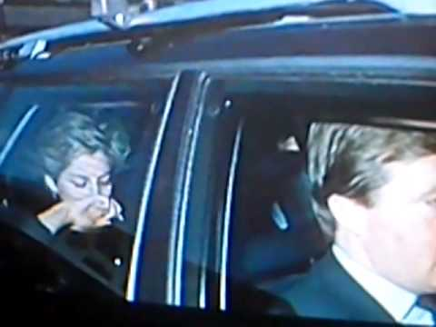 Princess Diana - Royal Servants