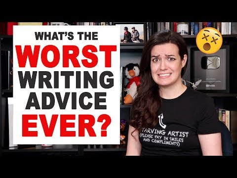 10-worst-pieces-of-writing-advice