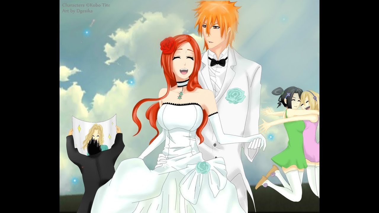 Bleach Chapter 686 Ichigo Is Married Quot Live Reaction