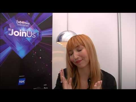 Eurovision 2014: Interview with Tanja (Estonia)