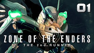 Zone of the Enders M∀RS (4K) : Quand Kojima rime avec Mécha ! | LET'S PLAY FR #1