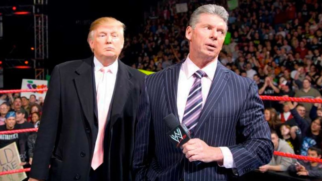 Vince McMahon is advising Trump on the economy after XFL ...
