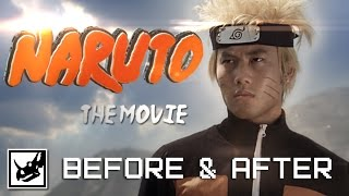 Naruto: The Trailer (on Nigahiga) | Before & After | Gritty Reboots