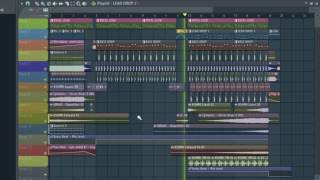 Pegboard Nerds & Tony Junior - Voodoo Fl Studio Remake (Free FLP)