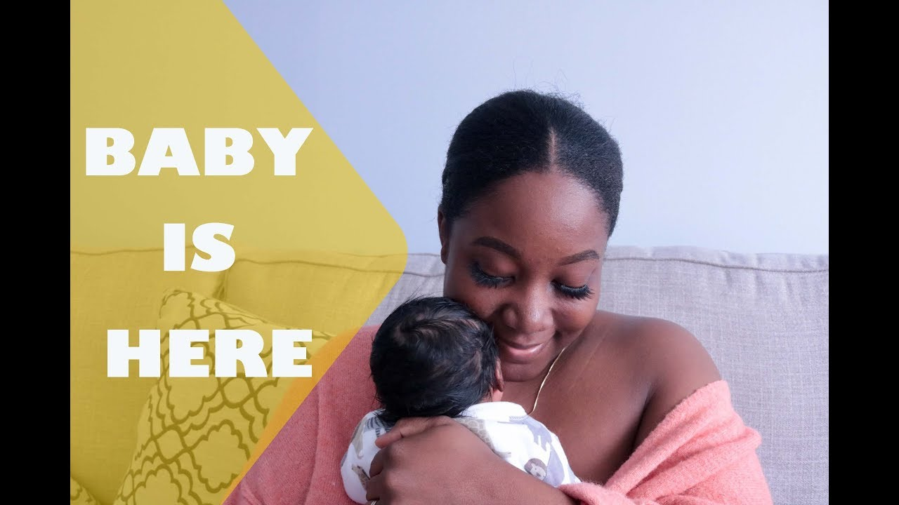MY LABOUR AND DELIVERY STORY | UNEXPECTED HOME BIRTH | DANIE O