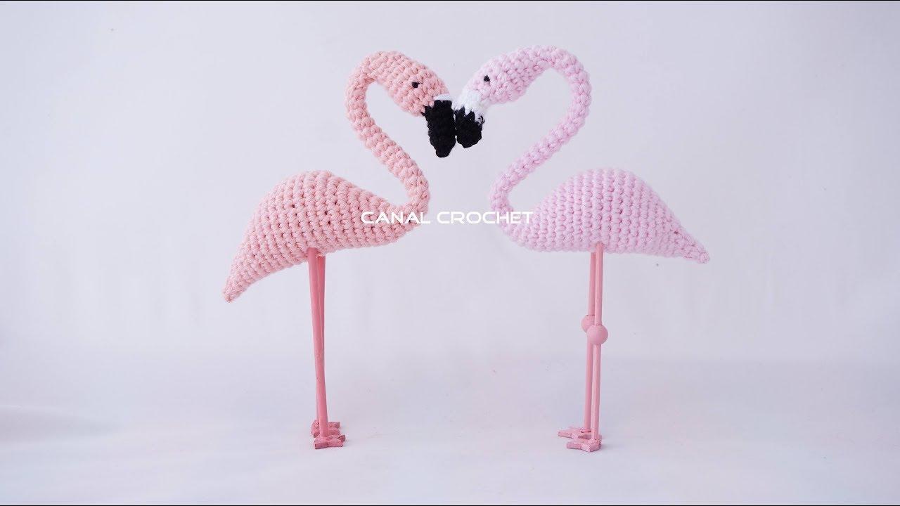 pantera rosa Amigurumi (tutorial schema)/How to crochet pink ...   720x1280