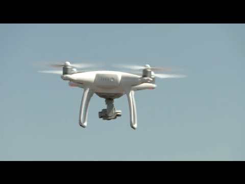 Drones Cleared For Commercial Use