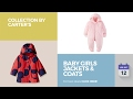 Baby Girls Jackets & Coats Collection By Carter's