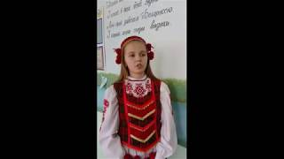Ангелина Дубинец (Чашники, Витебская область)